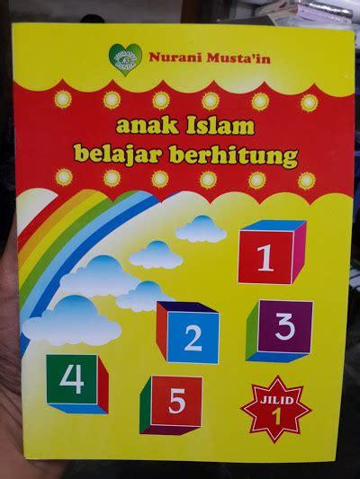 Buku Zadul Maad 7 Jilid 1 Set buku anak islam belajar berhitung 1 set 4 jilid toko muslim title