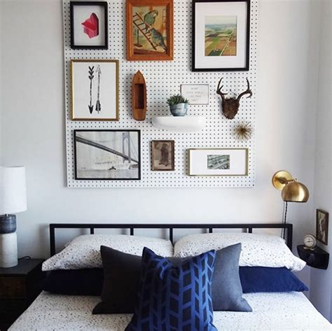 pegboard headboard 25 stylish headboard alternatives that will transform your