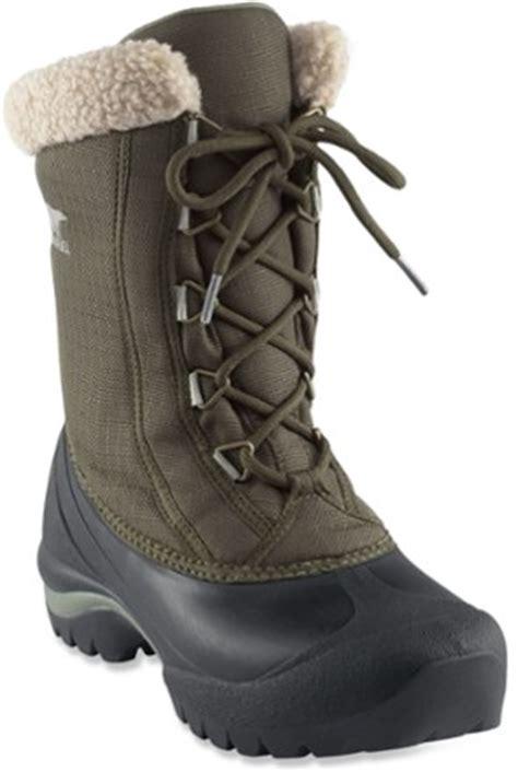 sorel cumberland winter boots s rei