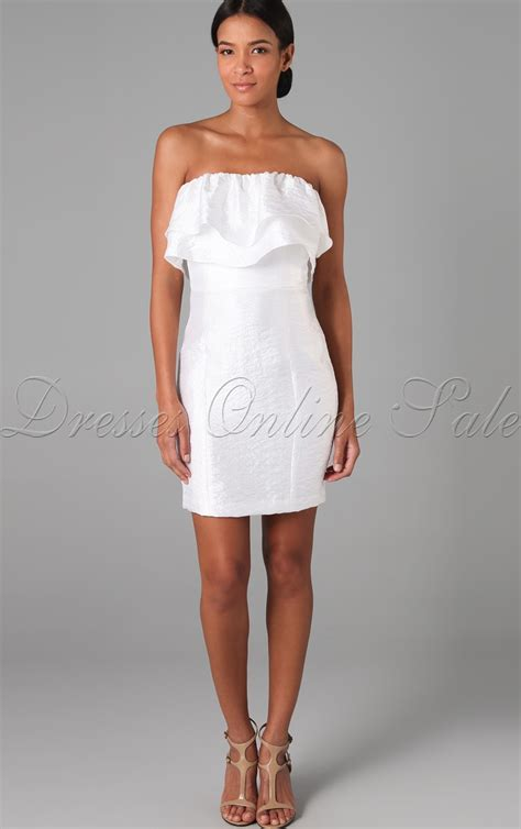 and strapless dress pjbb gown