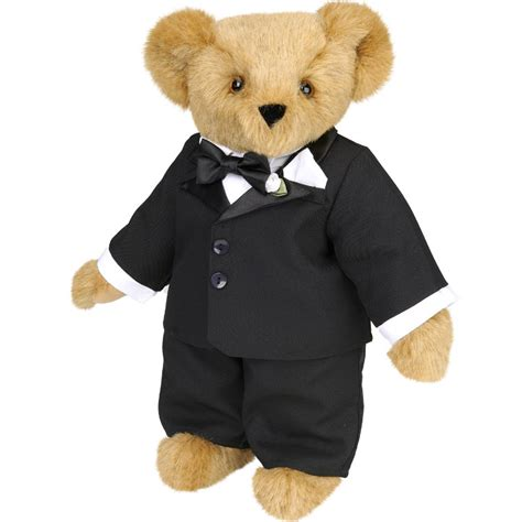 pictures of teddy bears in tuxedos vermont teddy bear