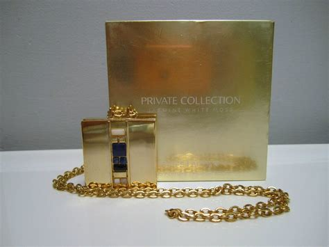 More Solid Perfumes From Estee Lauder by Estee Lauder Collection Perfume White Moss