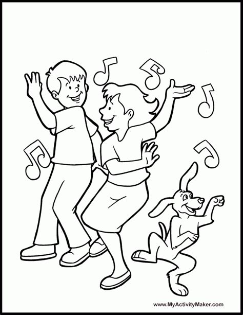 star dance coloring pages free coloring pages for kids free dance coloring pages coloring home