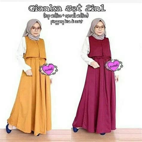 Fashion Wanita Set Arkhansa Kiri 300000 jual gianka set 2 in 1 di lapak ar fashion arfashionme
