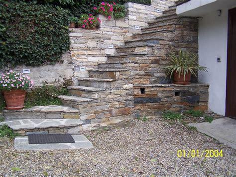 scale giardino foto scala in pietra di luserna a secco de alasia valter