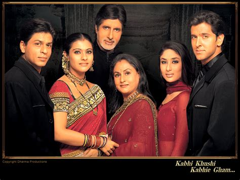 film india kabhi khushi kabhi gham love and friends lyric s ost bollywood movie kabhi