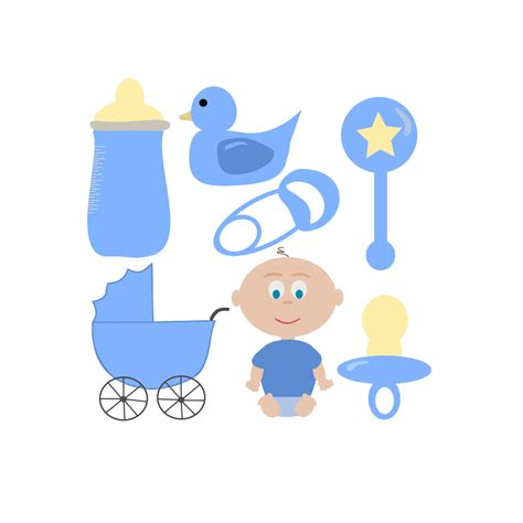 popular items for baby boy clipart on etsy baby shower baby boy items png transparent baby boy items png images
