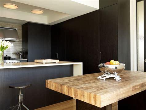 Cucina Nera E Legno by 100 Idee Cucine Moderne Con Legno Bianche Nere