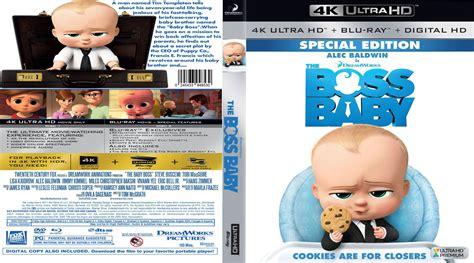Baby 4k Bluray the baby cover 2017 r1 custom 4k uhd