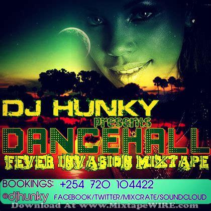 rambo kanambo instrumental dj hunky dancehall fever invasion mixtape download
