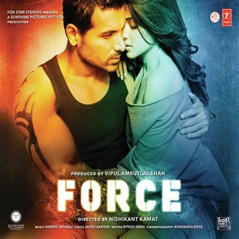 force download mp chahoon bhi song by karthik and bombay jayashri from force