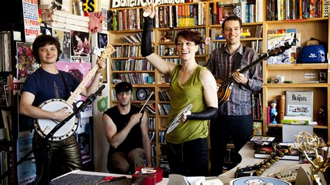 What Is Tiny Desk Concert by Amanda Palmer And The Grand Theft Orchestra Tiny Desk