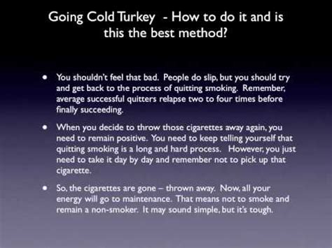 Methadone Detox At Home Cold Turkey by Quitting Cold Turkey Timeline