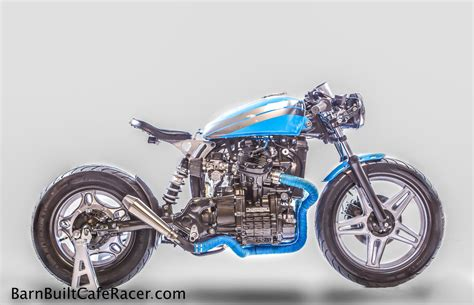Handmade Cafe - honda cx500 custom bobber cafe racer professional build by