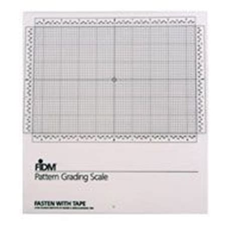 Fidm Pattern Grading Scale Ruler | fidm pattern grading scale 5 00 sku sw 2000614 this