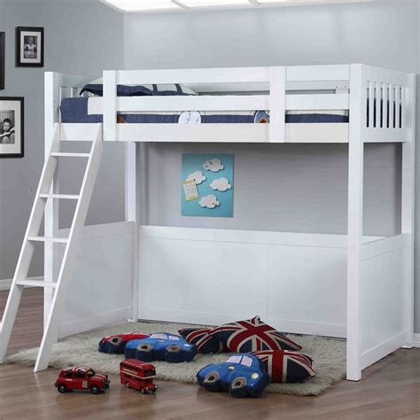 high sleeper bed willow childrens high sleeper bed
