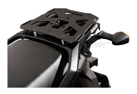 Strom Rack by Sw Motech Alu Rack Luggage Rack Suzuki V Strom 650 1000