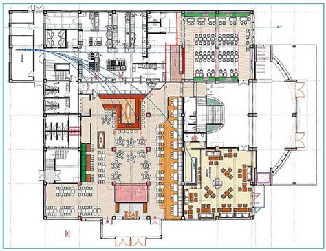 Studio Apartment Floor Plans Furniture Layout theme restaurant design planning here the groundfloor