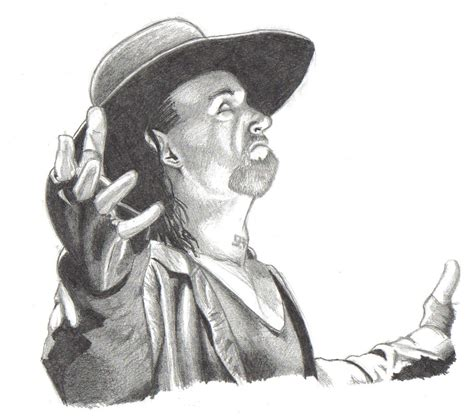 undertaker painting undertaker by faceeraser on deviantart