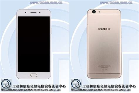 Vr Oppo Oppo A59s With A 16mp Selfie Receives Tenaa