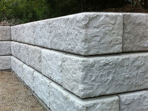 decorative concrete block retaining wall 4ft concrete retaining wall blocks hamilton oakville