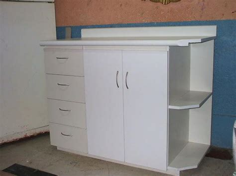 plano de mueble de melamina proyecto  alacena de cocina