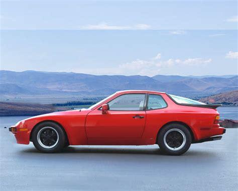 how petrol cars work 1984 porsche 944 instrument cluster 1984 porsche 944 coupe classic assets