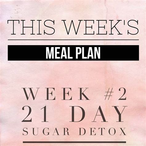 21 Day Sugar Detox Plan by 17 Best Images About Sugar Detox On Hyman