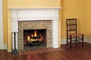 how to install a mantel this house