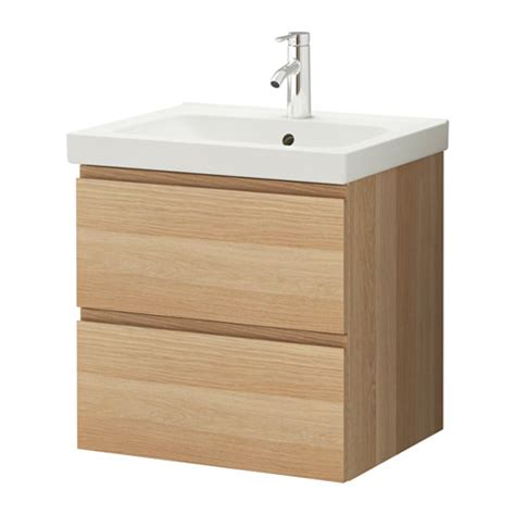 Sink Cabinet by Godmorgon Odensvik Sink Cabinet With 2 Drawers White