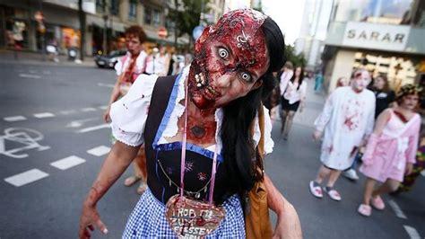 imagenes de zombies reales hd oculus rift convirte los zombies en algo 171 real 187