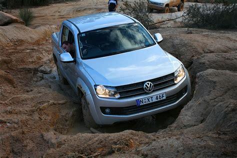 volkswagen amarok off road volkswagen amarok off road review caradvice
