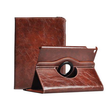 Smartcase Pu Leather Syntetic Flip Cover Air 2 6 tablet cover for apple air 2 6 pu leather flip smart stand 360 rotating 9 7