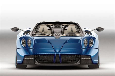pagani back pagani huayra roadster photos