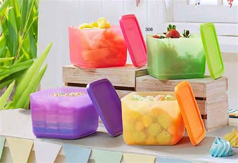 Medium Summer Fresh Set Of 4 Tupperware jual tupperware medium summer fresh eceran p n t