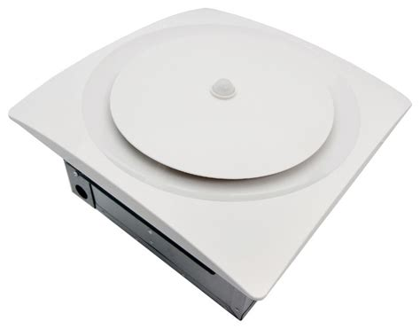 Bathroom Exhaust Fans Motion Sensor Continuous Run Multi Speed Fan With Humidity Motion Sensor