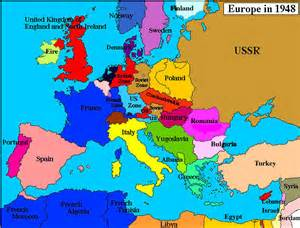 Map Of Europe After Ww2 by Maps Mapofmap1