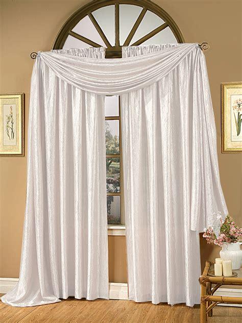 crushed satin curtains whisper semi sheer curtains white renaissance curtains