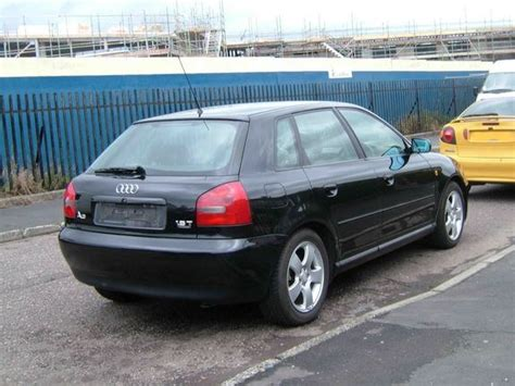 Audi A3 Baujahr 2000 by Stephen19 2000 Audi A3 Specs Photos Modification Info At
