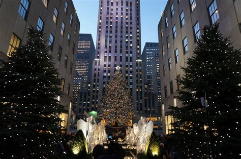 collection address rockefeller center christmas tree