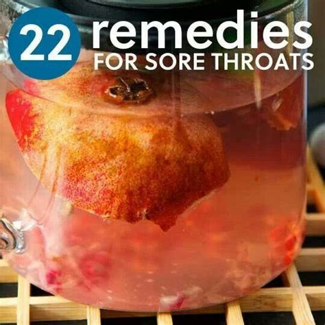 Home Remedies For A Sore Throat by 22natural Sore Throat Remedies Lets Get Healthy