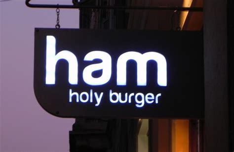 rossopomodoro porta pia ham holy burger apre a roma nell ex spaccio di della