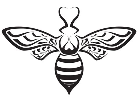 bee tattoos and designs page 43
