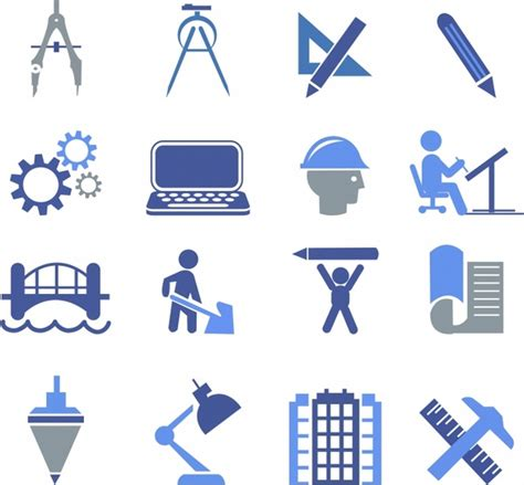 icon design engineers vector engineering icon free vector download 18 977 free