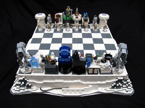 star wars chess sets awesome star wars empire strikes back lego chess set