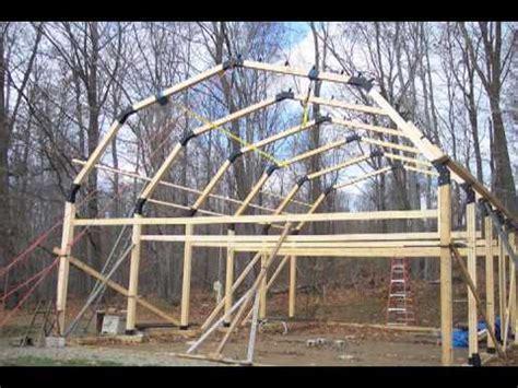 Garage Apartment Floor Plans Do Yourself build a garage workshop pole barn house youtube