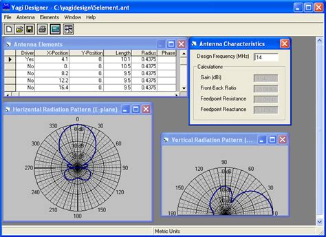 antenna calculator  design software