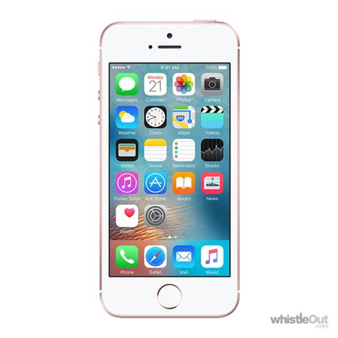 Apple Iphone Se 64gb 1 iphone se 64gb prices compare the best plans from 1 carriers whistleout
