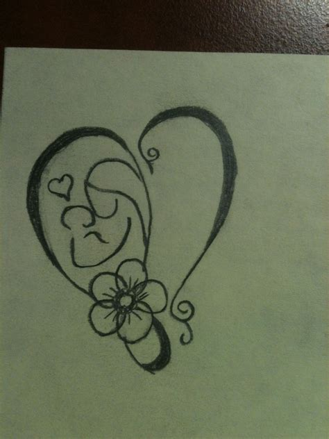 small tattoos for me new possibility all white ink except the small