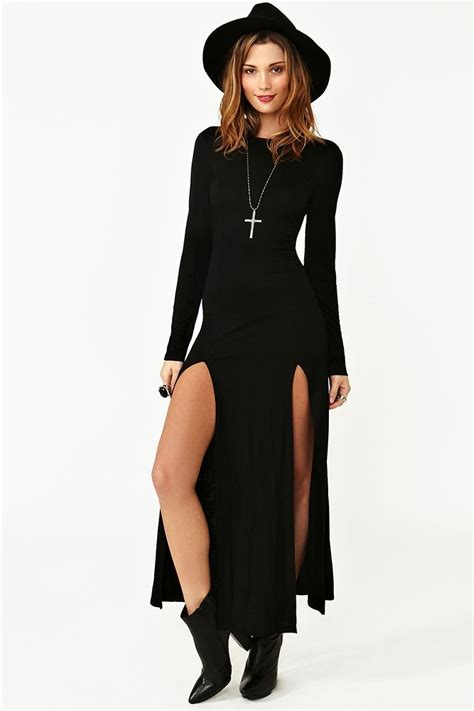 dress biola black series season of the witch maxi dress thanks it s new